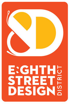8th street logo