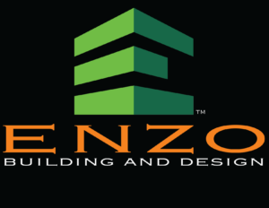 ENZO Building and Design Logo