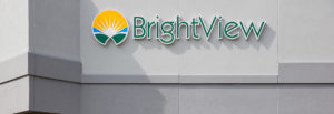 BrightView Wall Street Front Entrance
