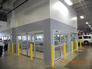 Chevrolet Service area