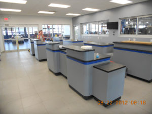 Chevrolet Service Counters