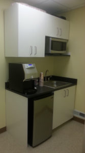 Kitchen at Rotex Healthcare